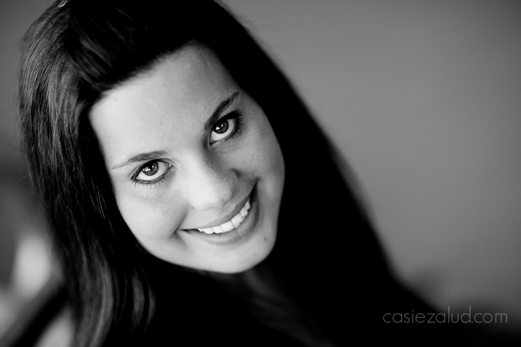 Casie Zalud Photography senior portraits