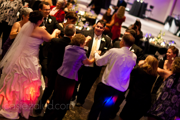 traditional Italian wedding dance the tarantella