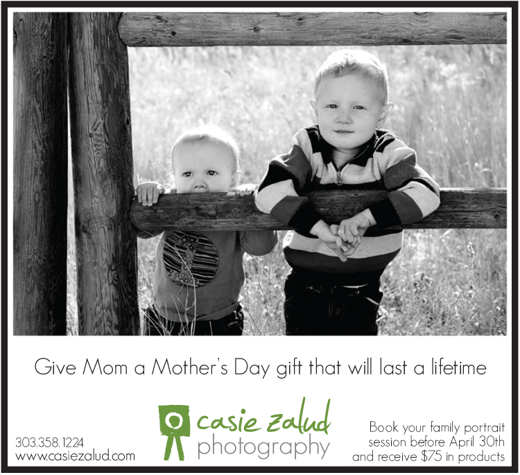 mother's day children portraits