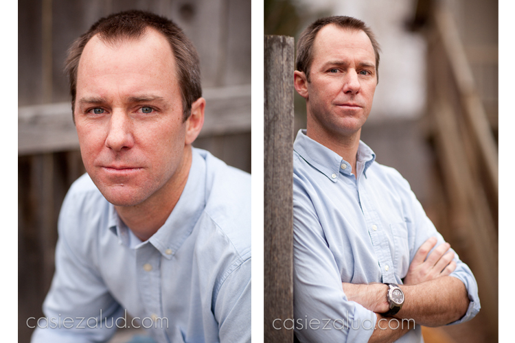 male business headshots