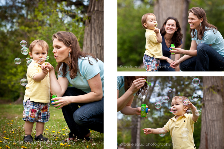 Boulder, CO Family Portraits Chautauqua Park
