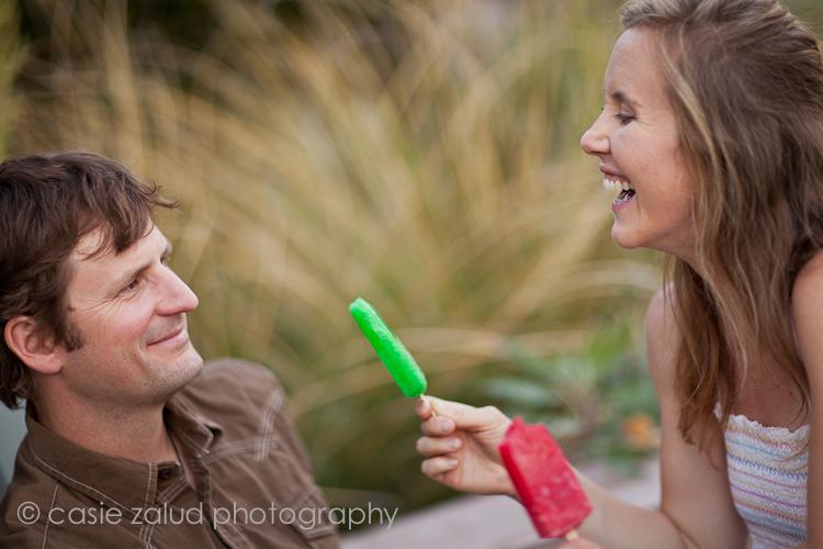 Denver Engagement Photography - Denver Botanic Gardens
