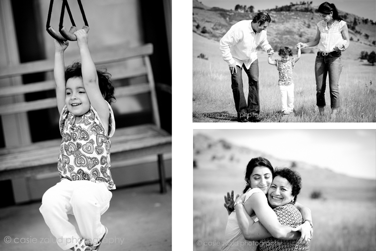 Boulder Family Portrait Photographer - Foothills Trail - Casie Zalud Photography