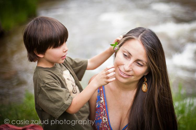 Boulder Family Portrait Photography - Buckingham Park Casie Zalud Photography