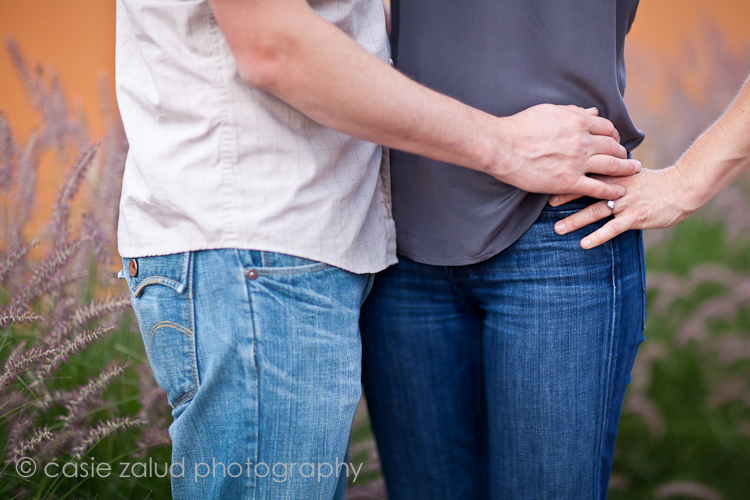 Denver Engagement Photography - Denver Botanic Gardens
