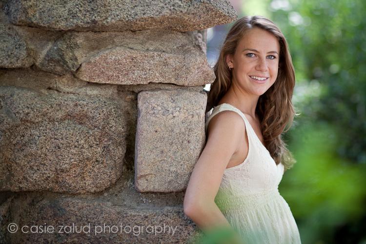 Boulder High School Senior Portraits - Casie Zalud Photography