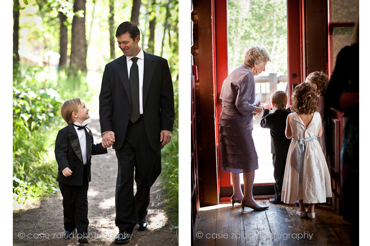 Beaver Creek Wedding Photographer - Allie's Cabin - Casie Zalud Photography