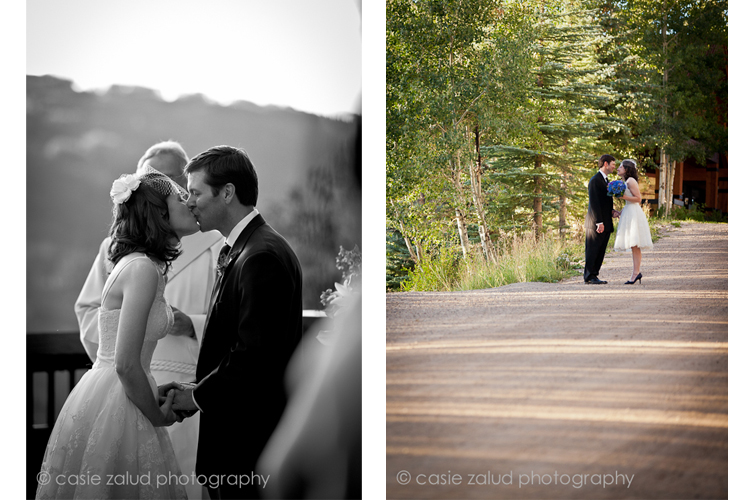 Beaver Creek Wedding Photography - Allie's Cabin - Casie Zalud Photography