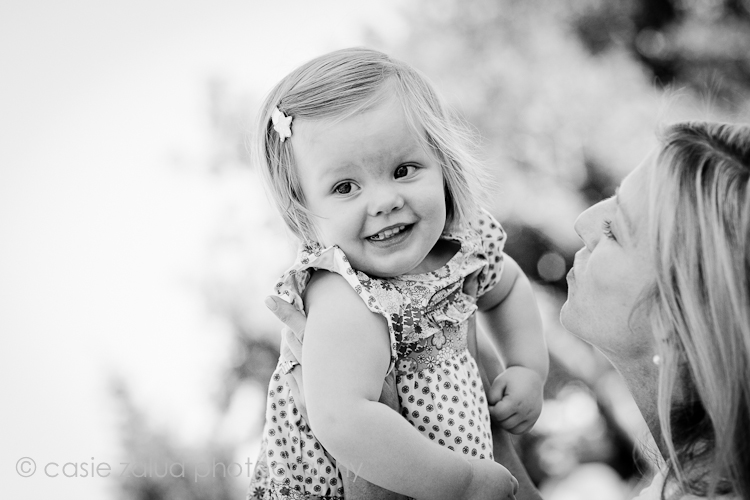 Denver Family Portrait Photography - Washington Park - Casie Zalud Photography