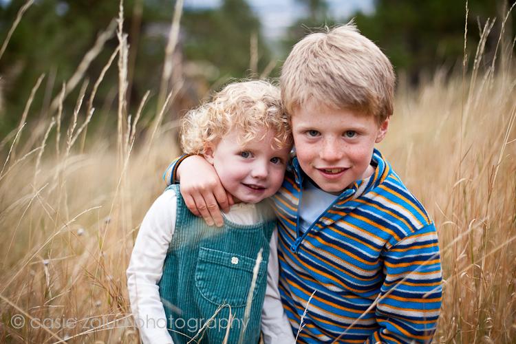 Boulder Family Portrait Photography - NCAR - Casie Zalud Photography
