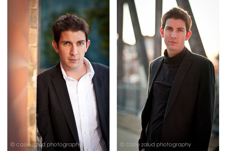 Denver Business Headshots - Downtown - Casie Zalud Photography