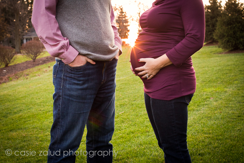 Brecksville Maternity Photgrapher - Casie Zalud Photography