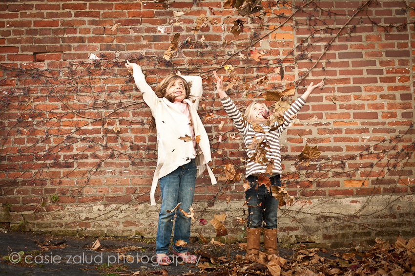 Chagrin Falls Family Portrait Photgrapher - Casie Zalud Photography