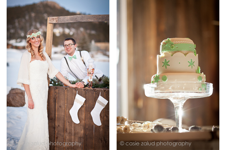 Evergreen Wedding Photographer - Casie Zalud Photography