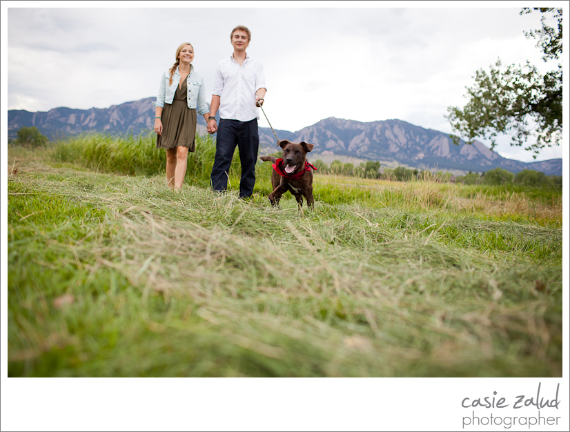 Boulder Engagement photographer - ©Casie Zalud Photographer