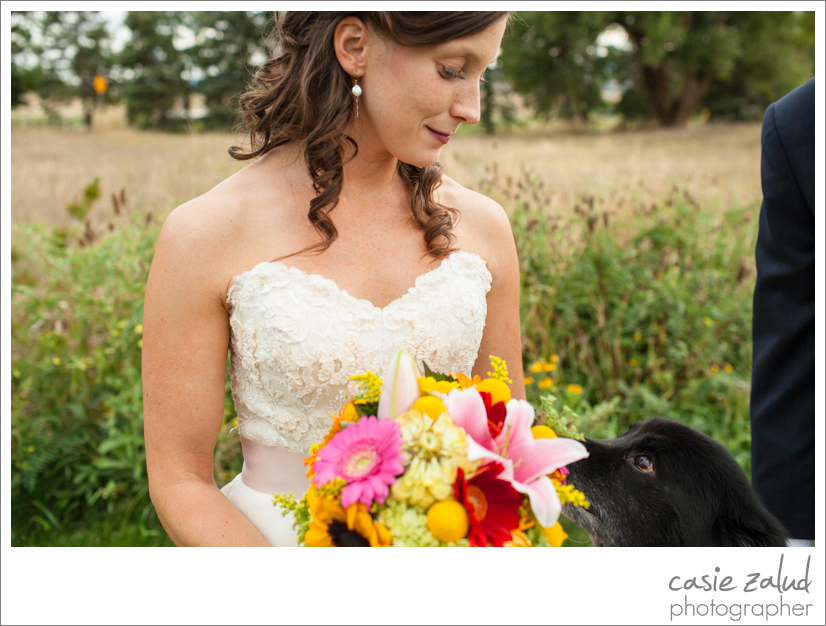 Denver Botanic Gardens at Chatfield Wedding Photography