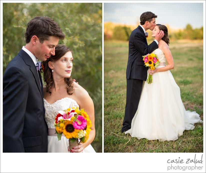 Denver Botanic Gardens at Chatfield Wedding Photography