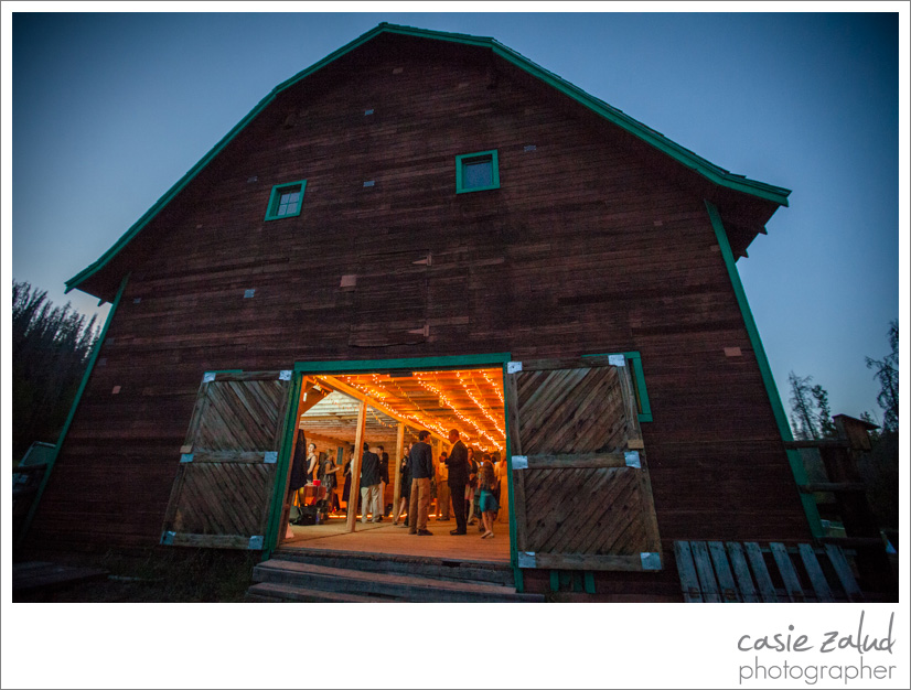 Colorado Barn Wedding Venue - Casie Zalud Photographer