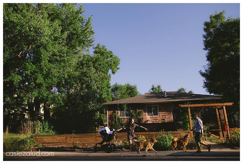 Boulder Documentary Family Life Photographer
