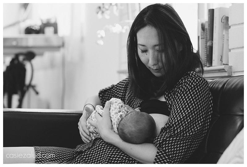 Boulder Documentary Newborn Photography