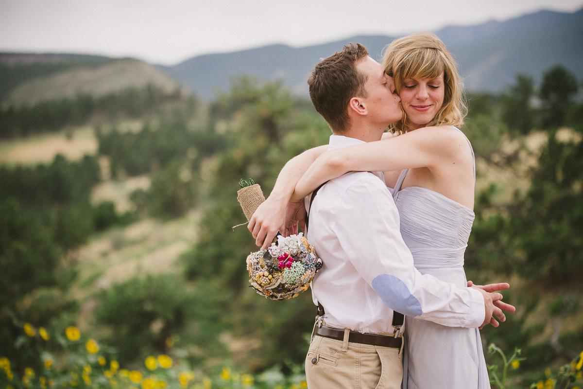 Boulder Colorado Outdoor Wedding Photographer