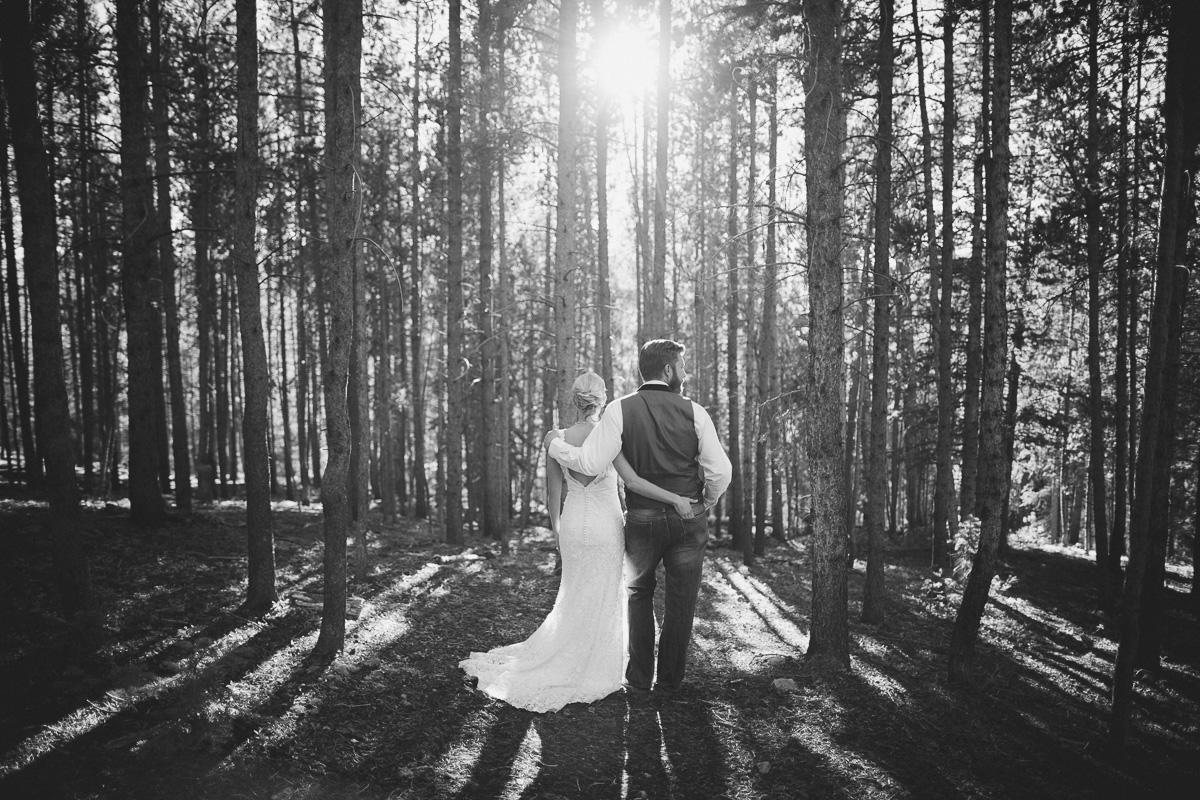 Breckenridge Outdoor Wedding Photographer